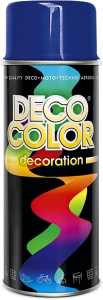 Decoration granatowy RAL 5002 400 ml
