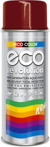 EKO Revolution bordowy RAL 3003 400 ml