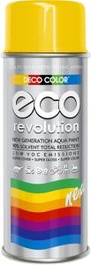 EKO Revolution żółty RAL 1023 400 ml