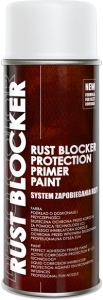 Rust Blocker RAL 9010 biały 400 ml
