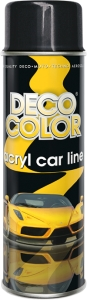 Acryl Car Line czarny poł 500 ml