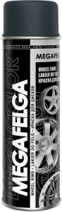 Megafelga antracyt 7016 500 ml