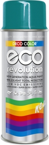 EKO Revolution turkusowy RAL 5021 400 ml
