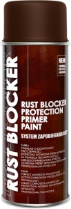 Rust Blocker RAL 8017 brązowy 400 ml