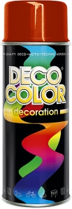 Decoration czerwony RAL 3020 400 ml