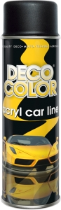 Acryl Car Line czarny mat 150 ml