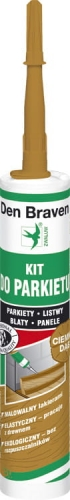 Kit do parkietu - Parquet Seal dąb ciemny 300 ml